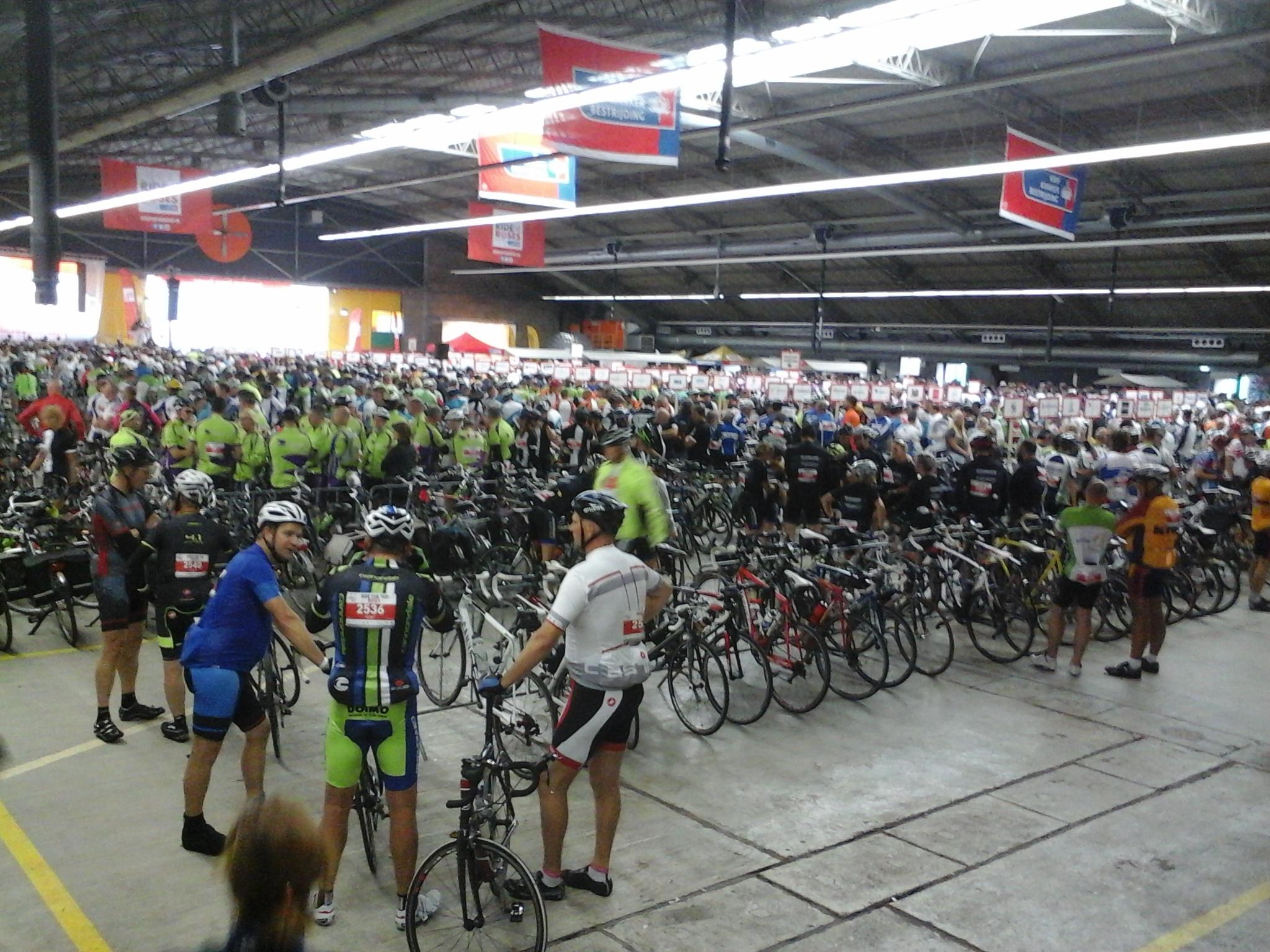 Deelnemersveld 2016